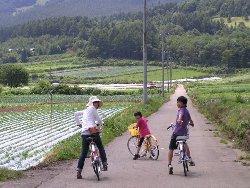 ファミリーサイクリング