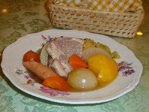 塩麹を使った豚肉料理