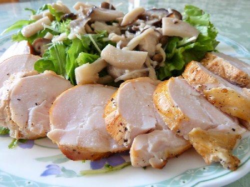 塩麹を使った鶏肉料理
