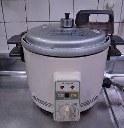 35年以上愛用の電気圧力鍋
