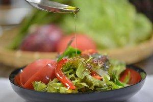 採れ採れ野菜サラダ