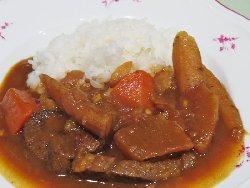 八丁味噌で作る根菜ビーフカレー