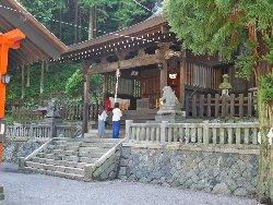 鎮神社(しずめじんじゃ)