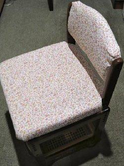 reformした椅子