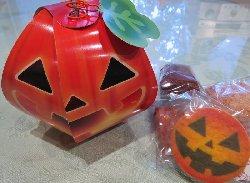 ハロウィンの素敵なお菓子