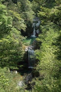 尾白川 神蛇の滝
