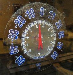 午後10時 -3℃