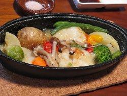 ダッチオーブン 野菜