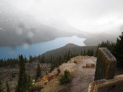 ペイト湖(Peyto Lake)