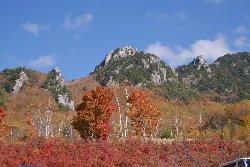 みずがき自然公園 紅葉真っ盛り
