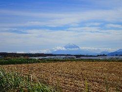 原村からの富士山