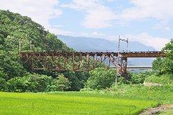旧立場川橋梁